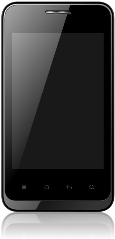 HPL A35-front Back cover (Black, 512 MB)(256 MB RAM)