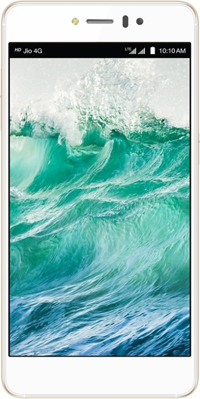 LYF Water 8 (White, 16 GB)(3 GB RAM)