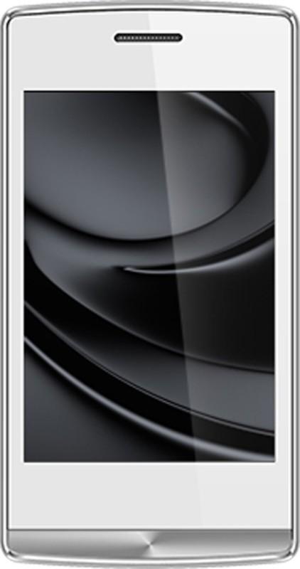 Videocon Infinium Z30 Dart (White, 512 MB)(256 MB RAM)