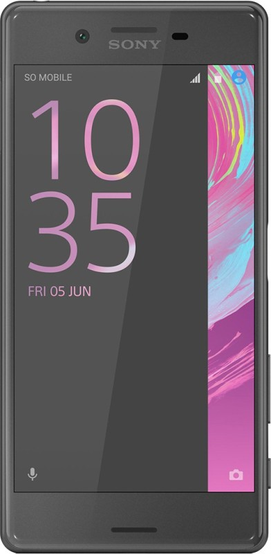 Deals | Sony Xperia X Dual Sim (Graphite Black, 64 GB) Now ₹38990