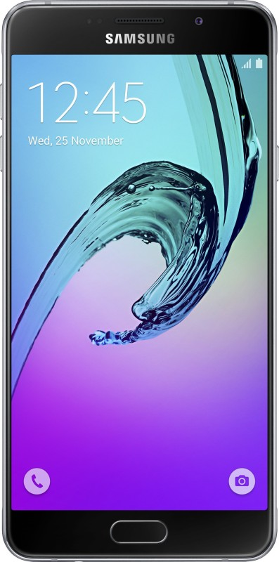 Samsung Galaxy A7 2016 Edition (Black, 16 GB)(3 GB RAM)