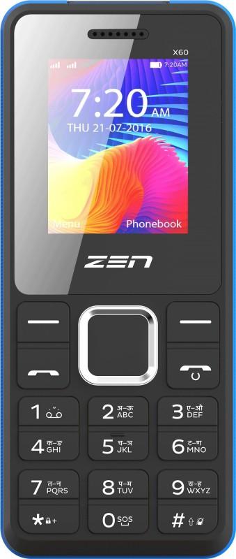 Zen Power 101 X60(Black & Blue) image