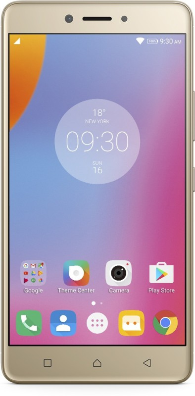 Lenovo K6 Note (Golden, 32 GB)(4 GB RAM)