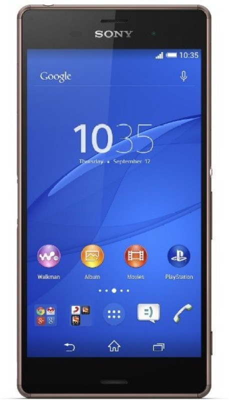 Sony Xperia Z3 (Copper 16 GB)