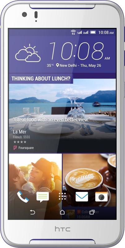 HTC Desire 830 (Cobalt White, 32 GB)(3 GB RAM) image