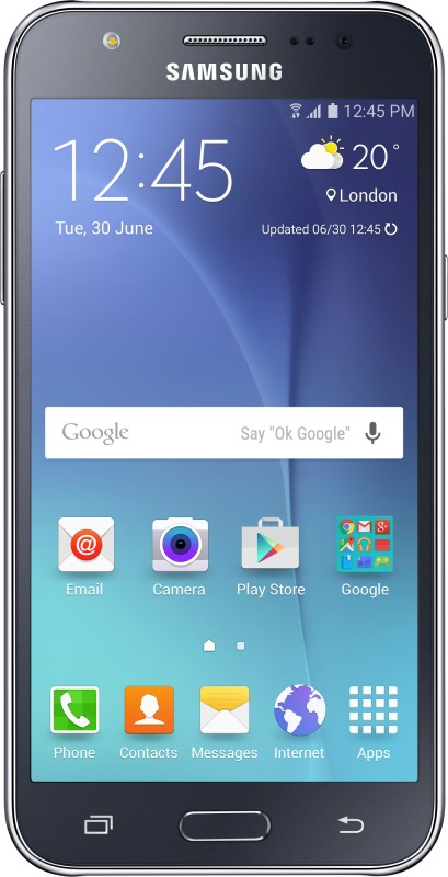Samsung Galaxy J5 (Black, 8 GB)(1.5 GB RAM)