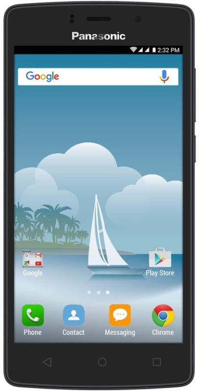 Panasonic P75 (Sand Black, 8 GB)(1 GB RAM)