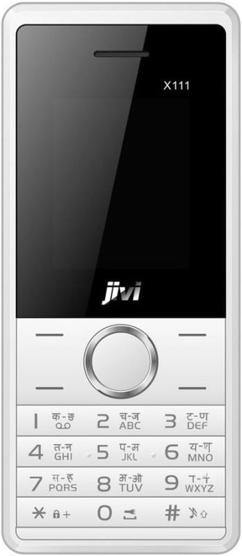 JIVI X111(White & Grey) image