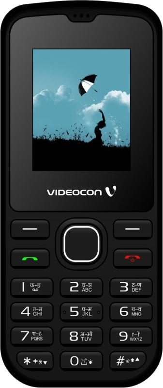 Videocon Dost2 V1RA(Black & Red) image