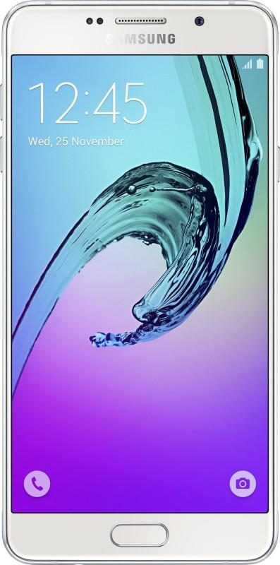 SAMSUNG Galaxy A7 2016 Edition (White 16 GB)