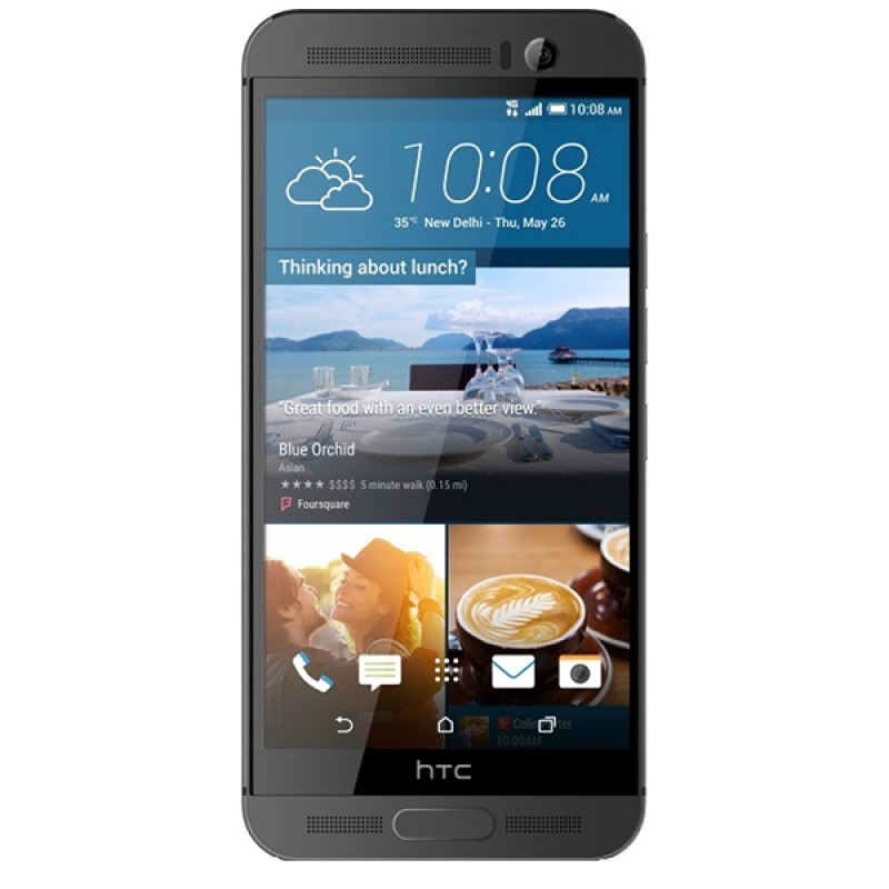 HTC One M9+ (Gunmetal Grey, 16 GB)(2 GB RAM)