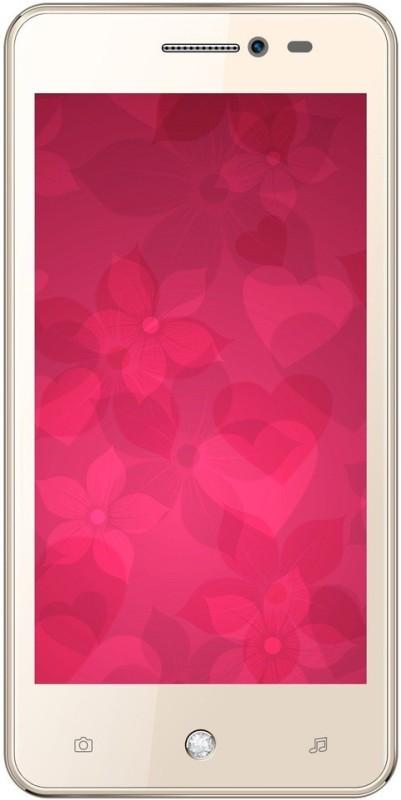 Intex Aqua Glam (Chmapagne, 8 GB)(1 GB RAM) image