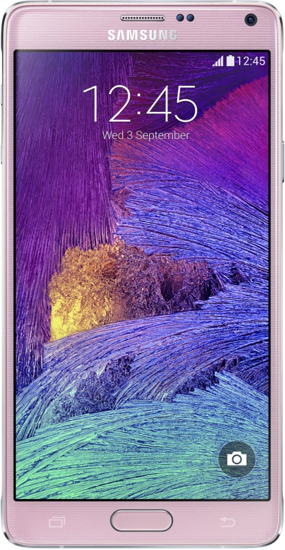SAMSUNG Galaxy Note 4 (Blossom Pink 32 GB)