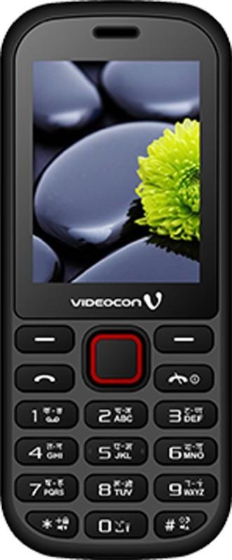 Videocon Bazoomba1 V2JA(Black & Red)