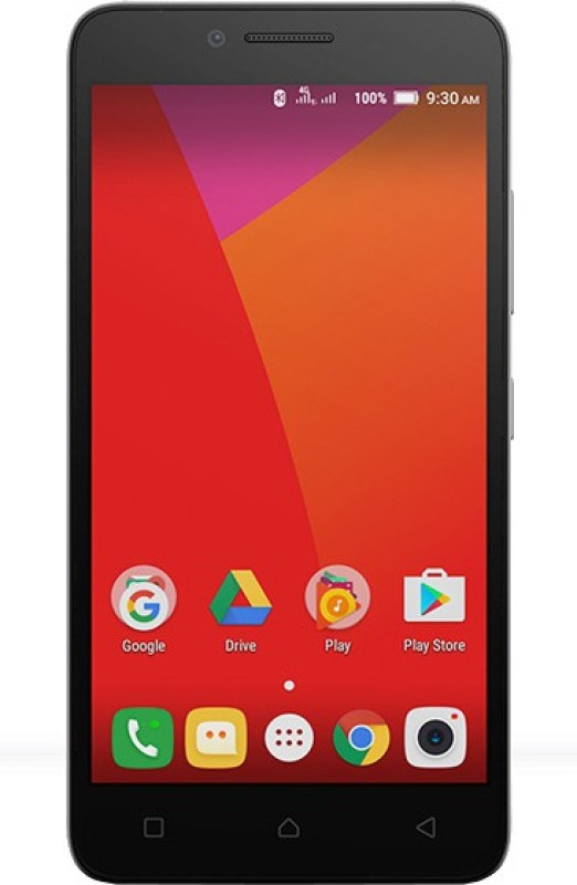 Flipkart - Now ₹5920 Lenovo A6600 Plus (Black, 16 GB)