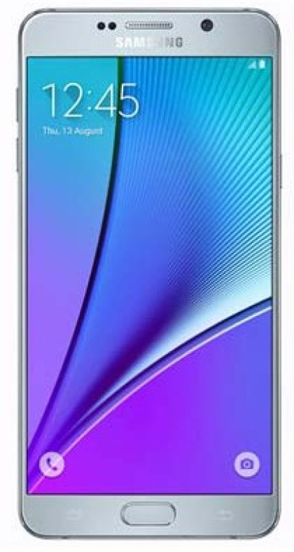 SAMSUNG Galaxy Note 5 (Silver Titanium 32 GB)