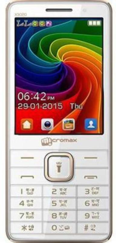 Micromax X3020(White) image