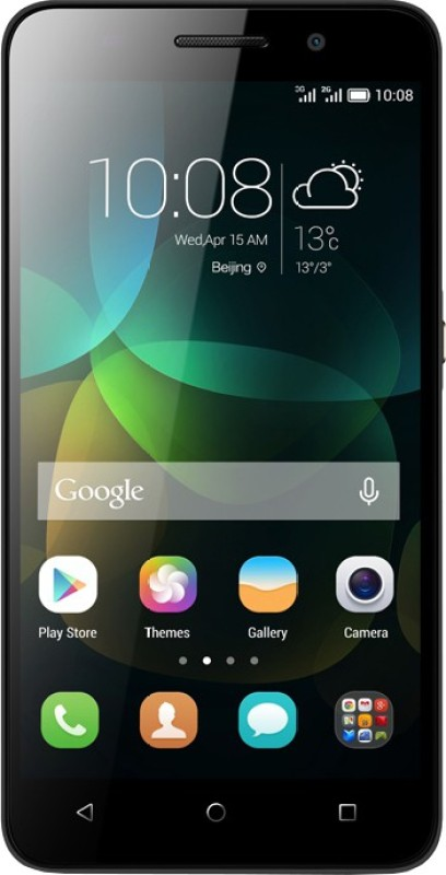 Honor 4C (Black 8 GB)(2 GB RAM)