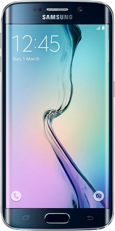 SAMSUNG Galaxy S6 Edge (Black Sapphire 32 GB)