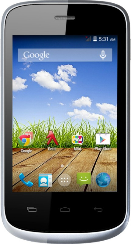 Micromax Bolt A064 (Black, 4 GB)(512 MB RAM)