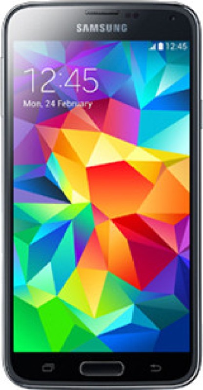 Samsung Galaxy S5 (Charcoal Black, 16 GB)(2 GB RAM)