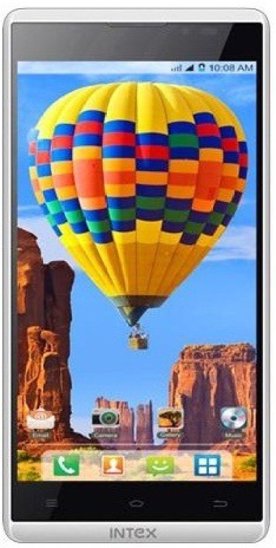Intex Aqua Y2+ (Blue, 4 GB)(512 MB RAM)
