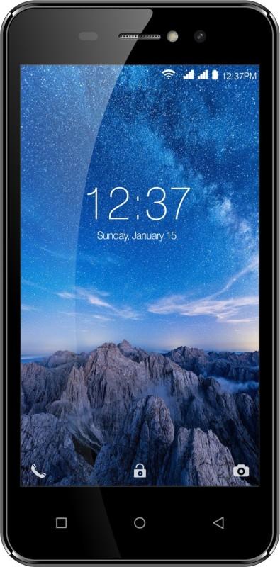 Intex Aqua Amaze Plus (Black, 8 GB)(1 GB RAM) image