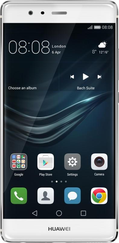 Huawei P9 (Mystic Silver, 32 GB)(3 GB RAM)