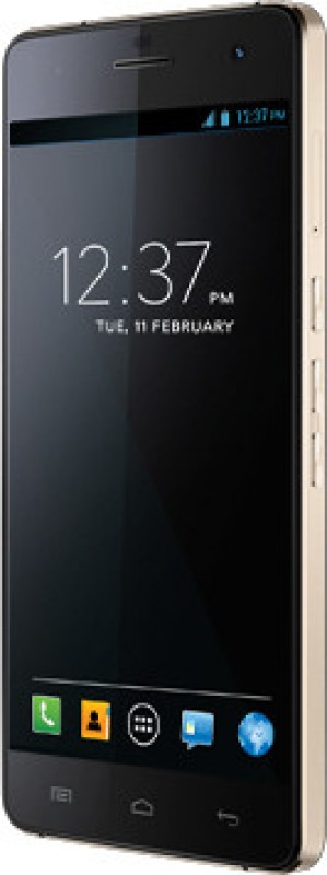 Micromax Canvas Knight A350 (Black and Gold, 32 GB)(2 GB RAM)