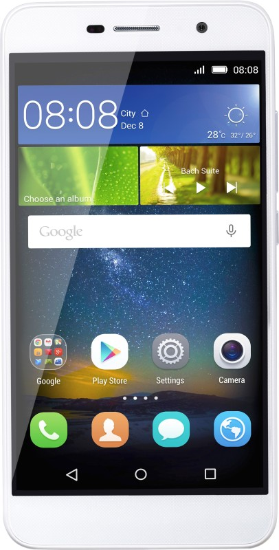 Honor Holly 2 Plus (White, 16 GB)(2 GB RAM)