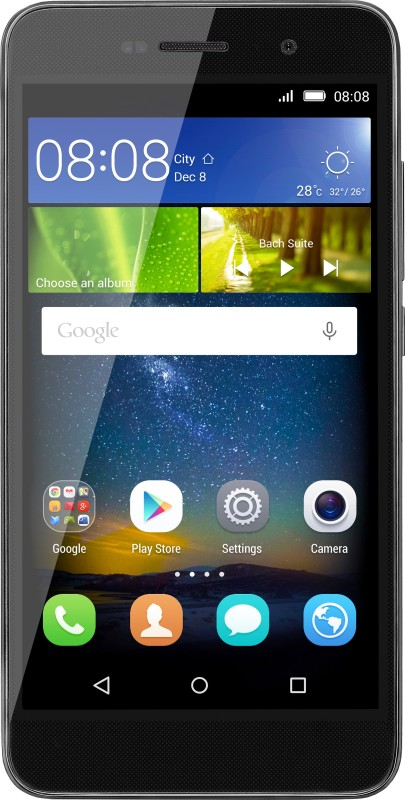 Honor Holly 2 Plus (Grey, 16 GB)(2 GB RAM)