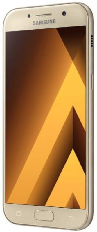 Samsung Galaxy A5-2017 (Gold Sand, 32 GB)(3 GB RAM) image