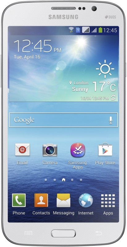 Samsung Galaxy Mega 5.8 (White, 8 GB)(1.5 GB RAM)