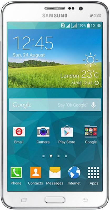 SAMSUNG Galaxy Mega 2 (White 8 GB)