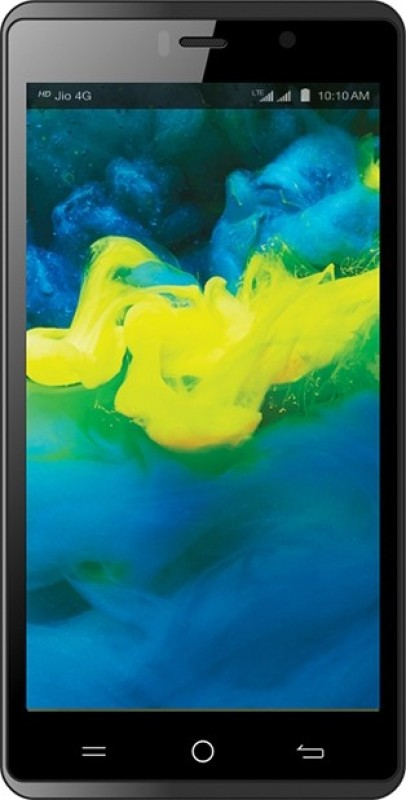 LYF Water 10 (Black, 16 GB)(3 GB RAM)
