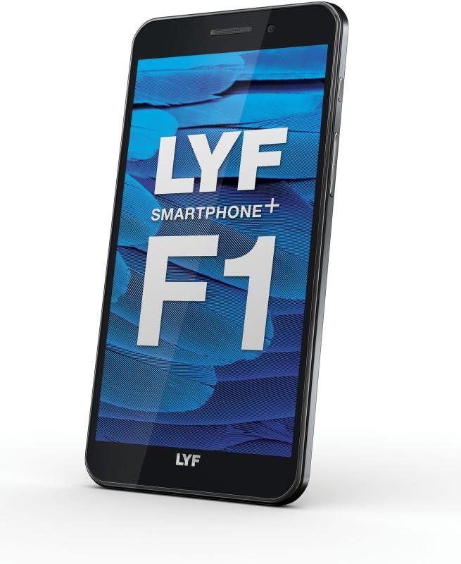 LYF Water F1 (Black, 32 GB)(3 GB RAM)