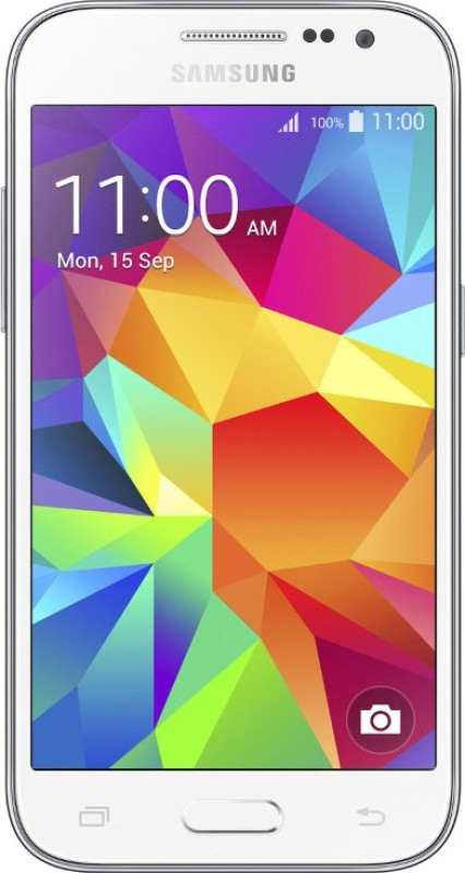 Samsung Galaxy Core Prime 4G (White, 8 GB)(1 GB RAM)