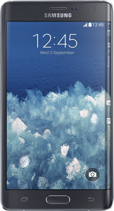 SAMSUNG Galaxy Note Edge (Charcoal Black 32 GB)