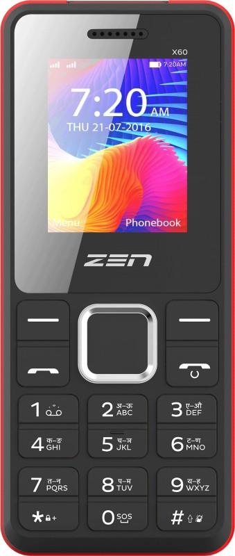Zen Power 101 X60(Black & Red) image