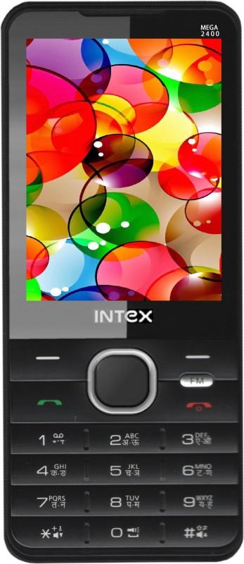 Intex Mega 2400(Black) image