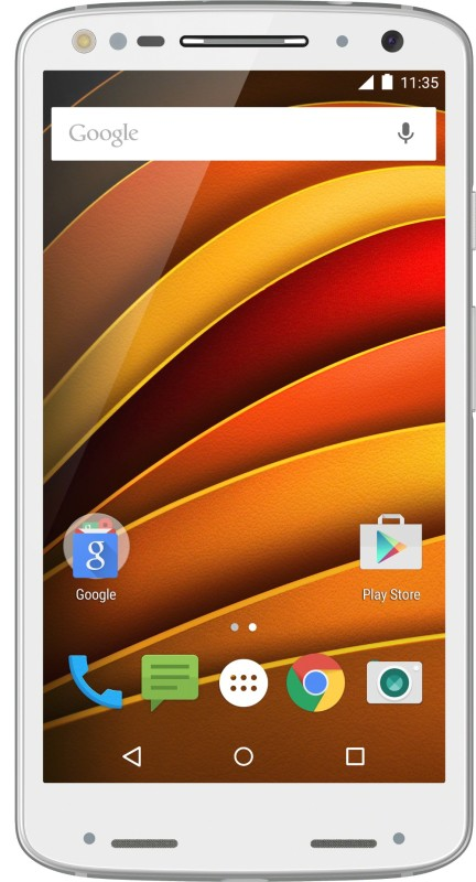 Moto X Force (White, 64 GB)(3 GB RAM)