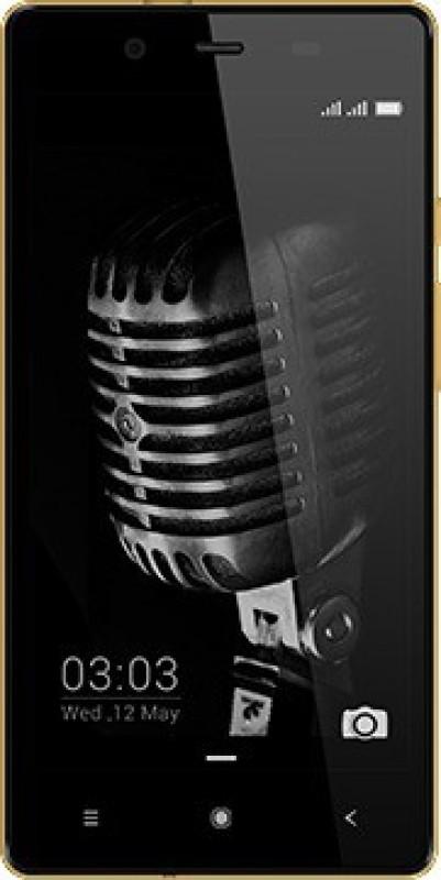 Videocon Z55 Delite (Black, 8 GB)(1 GB RAM)