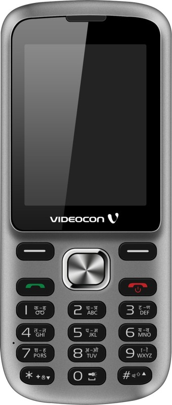 Videocon Bazoomba V2DA(Black & Silver)