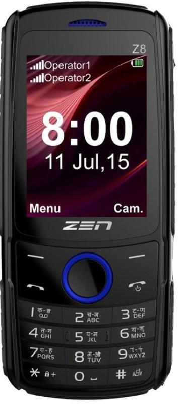 Zen Z8 Boom(Black & Blue) image