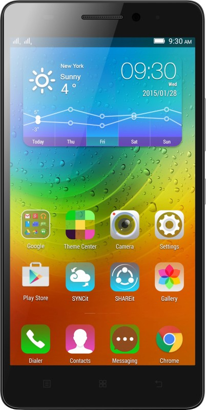 Lenovo K3 Note (Black, 16 GB)(2 GB RAM)
