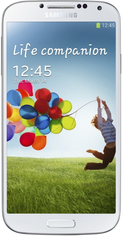 SAMSUNG Galaxy S4 (White Frost 16 GB)