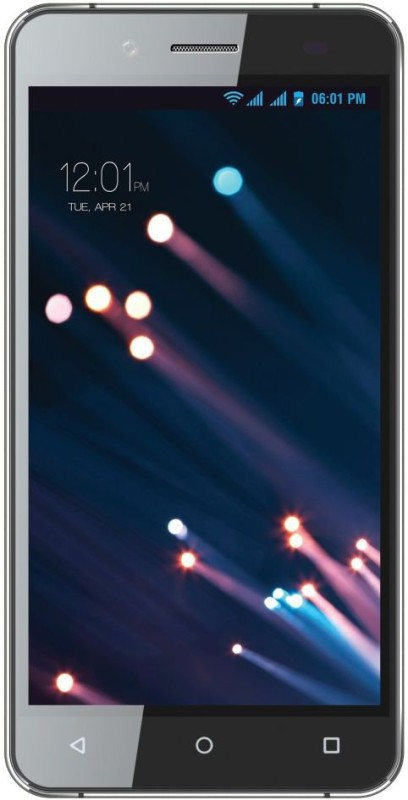 Reach Allure Lite (Black, 8 GB)(1 GB RAM)
