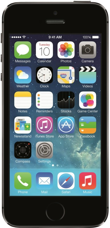Apple i Phone 5S Space Grey 16GB