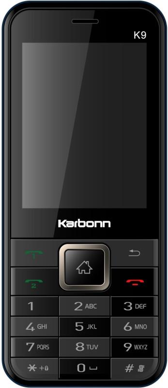 Karbonn Jumbo K9(Black and Champblack) image