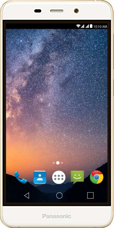 Panasonic Eluga Arc 2 (Gold, 32 GB)(3 GB RAM)